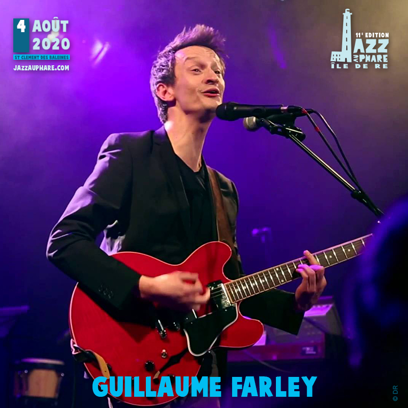 Guillaume Farley Jazz au Phare 2020