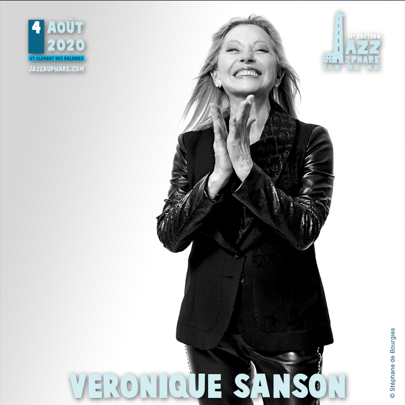 Véronique Sanson Jazz au Phare 2020