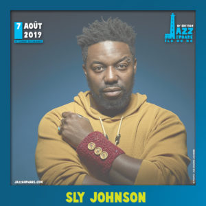 Sly Johnson Jazz au Phare 2019