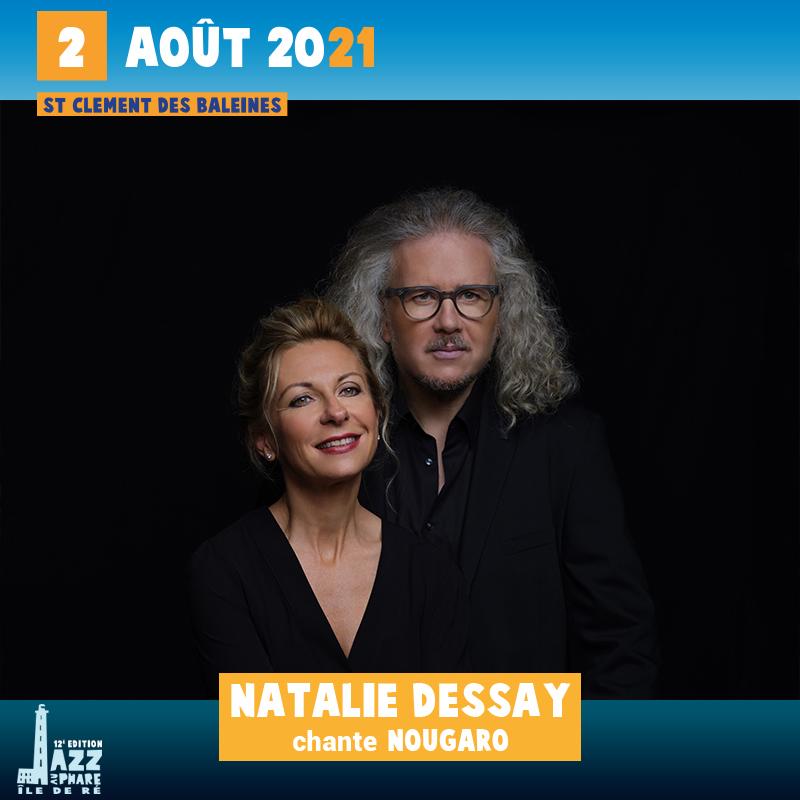 Natalie Dessay jazz au phare 2021