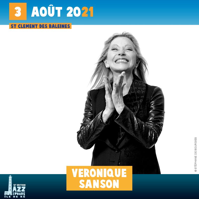 Véronique Sanson jazz au phare 2021