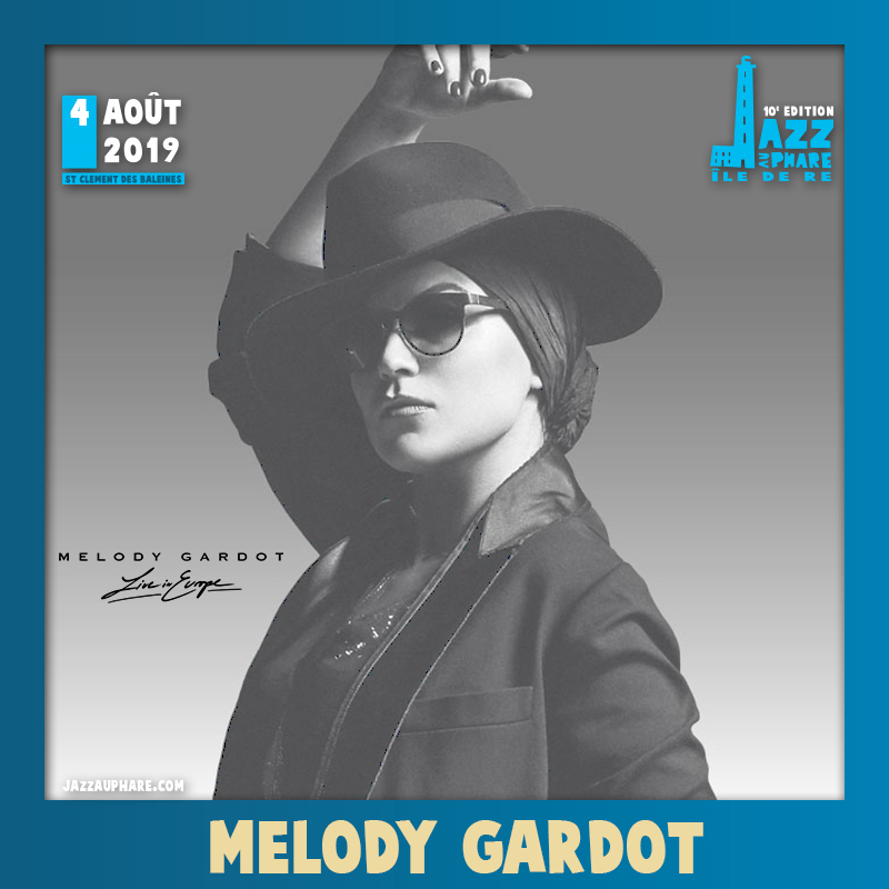Melody Gardot Jazz au Phare 2019