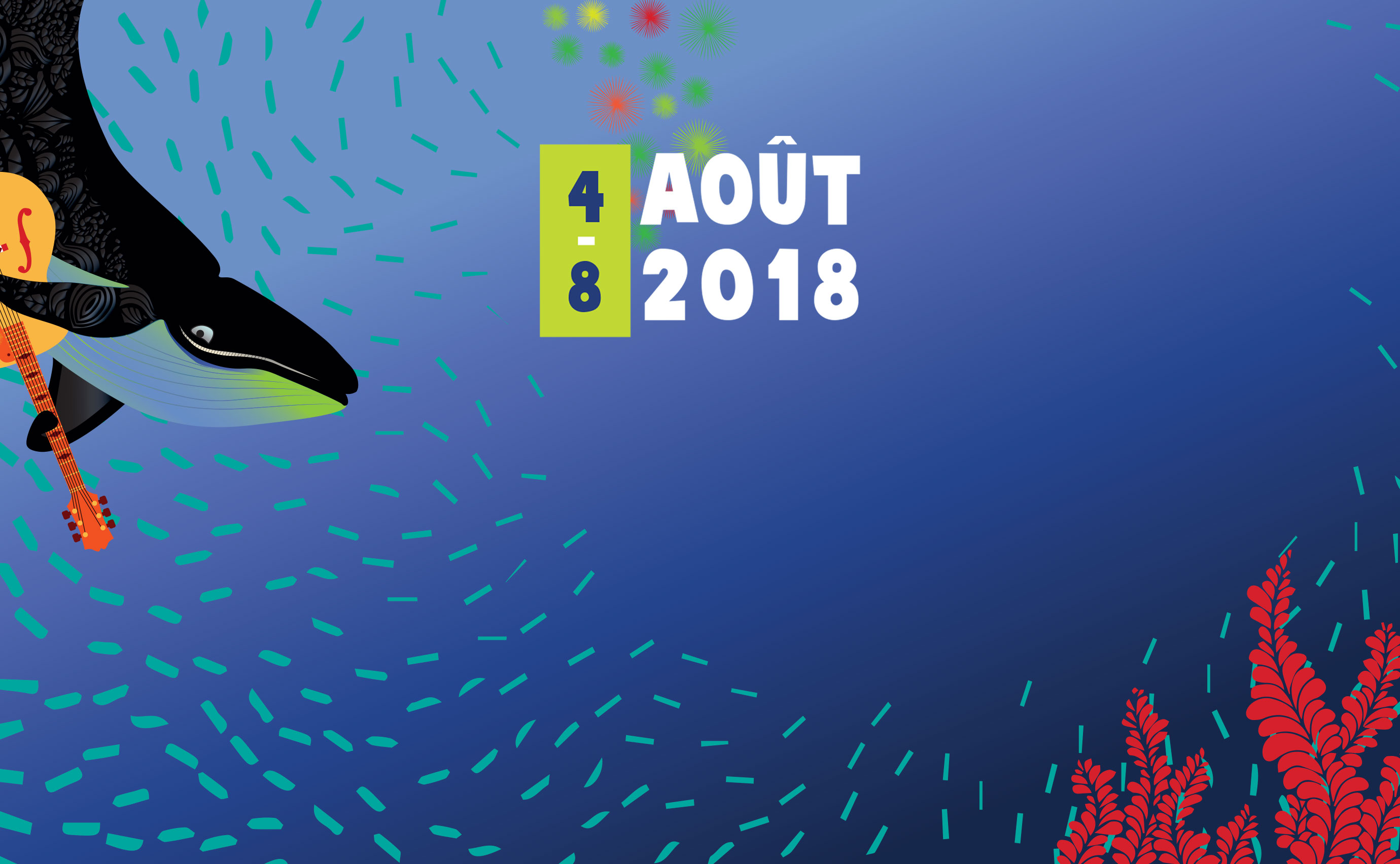 Jazz au Phare 2018 - dates