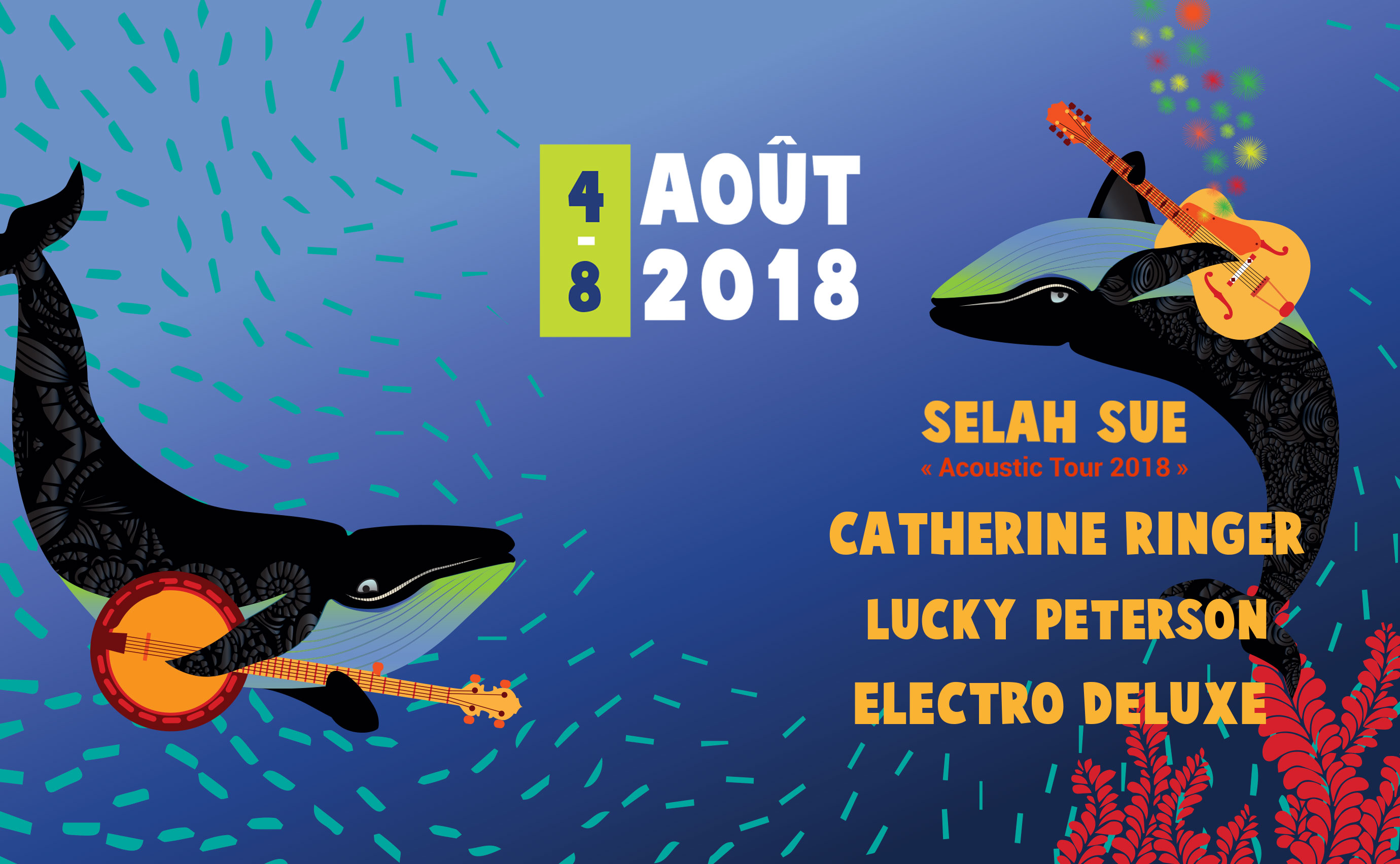 Billetterie Jazz au Phare 2018
