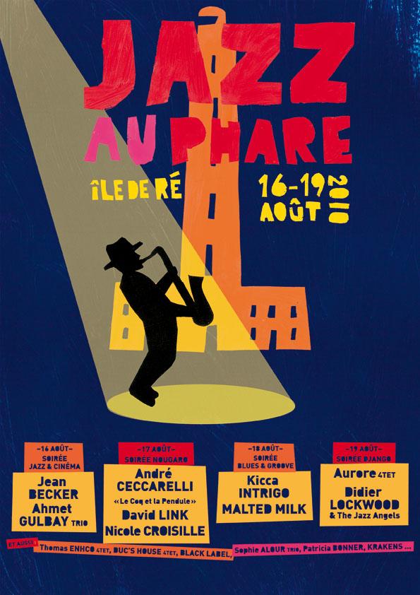 Jazz au Phare 2010