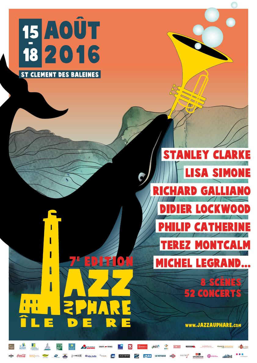 Jazz au Phare 2016