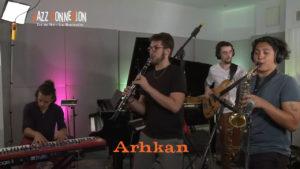 Arhkan Jazz ConneXion 2020