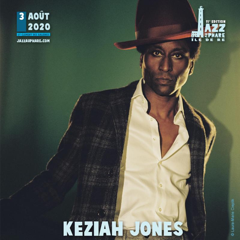 Keziah Jones Jazz au Phare 2020