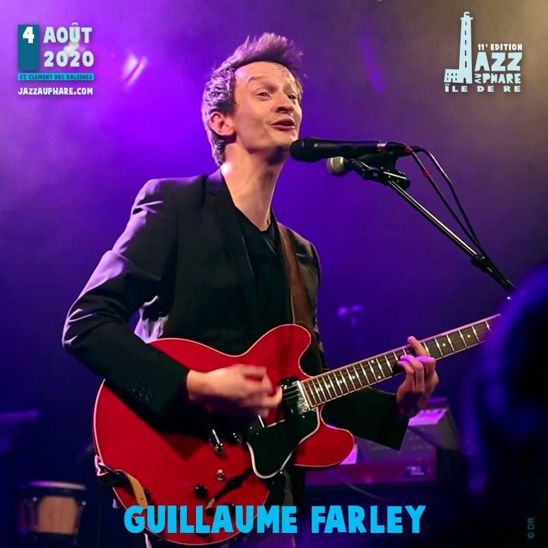 Guillaume Farley Jazz au Phare 2020