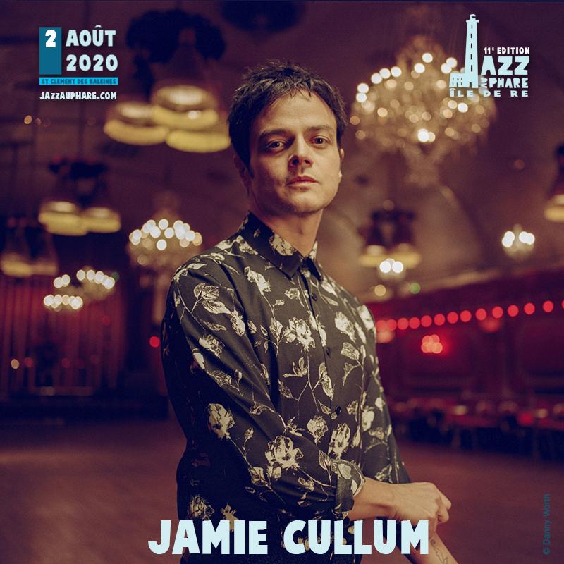 Jamie Cullum Jazz au Phare 2020