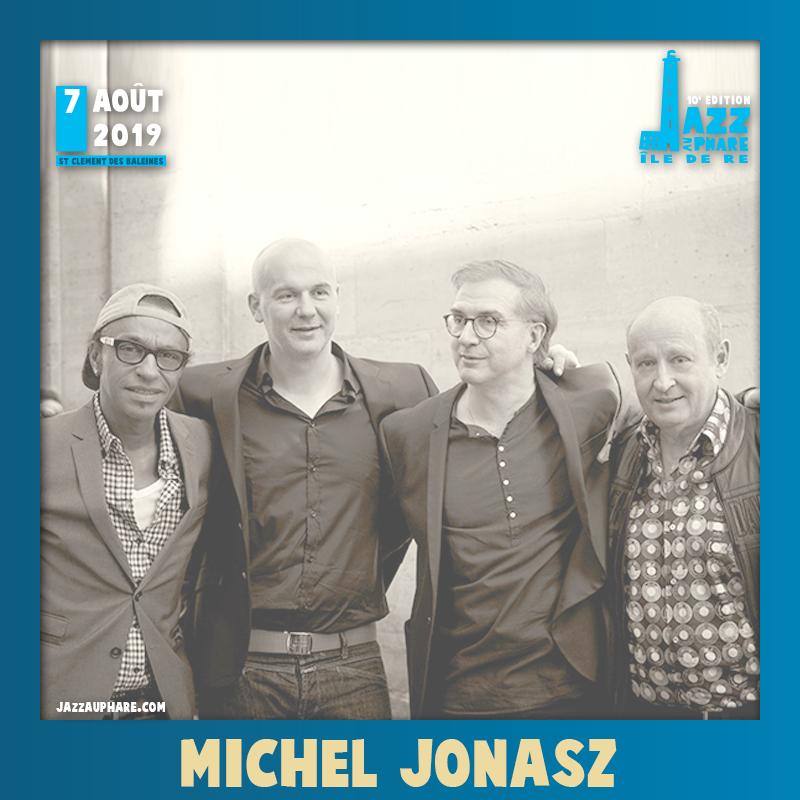 Michel Jonasz : Mercredi 07 aout 2019