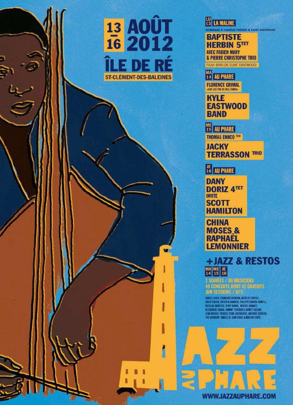 Jazz au Phare 2012