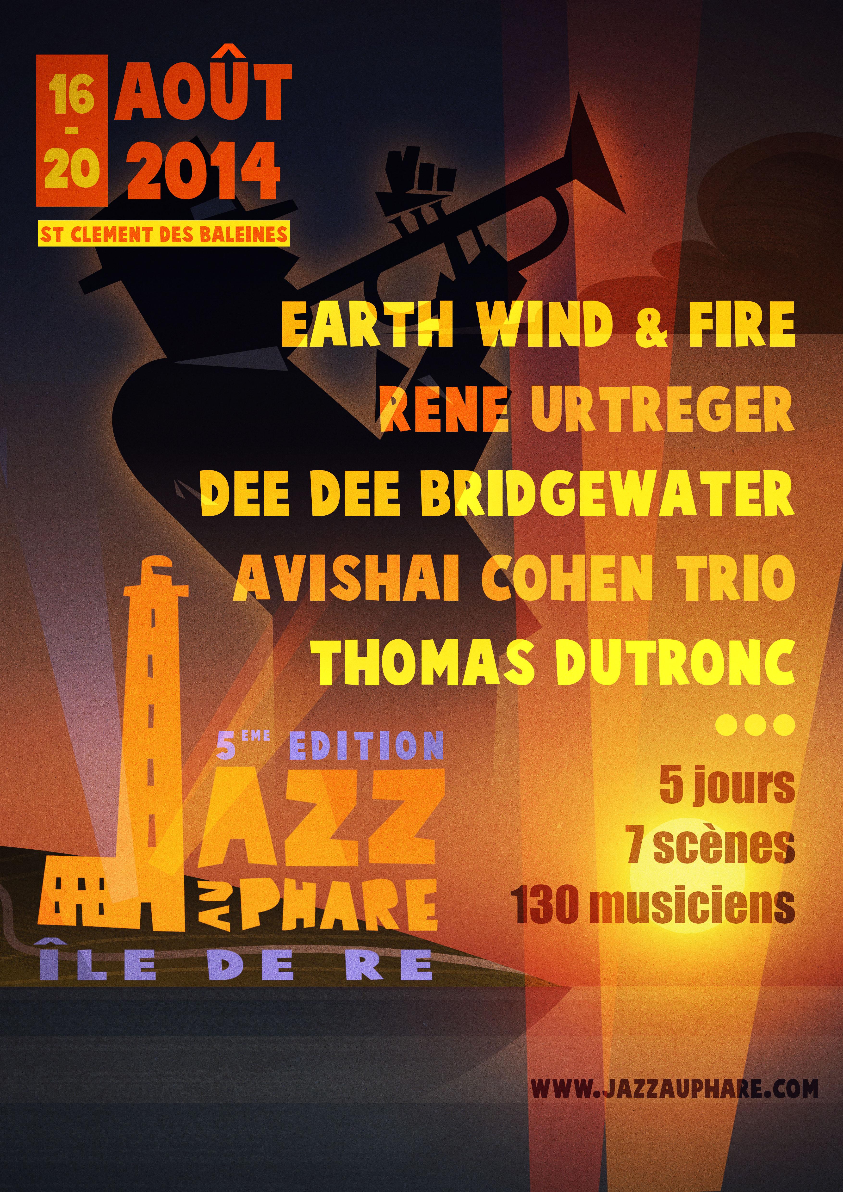 Jazz au Phare 2014