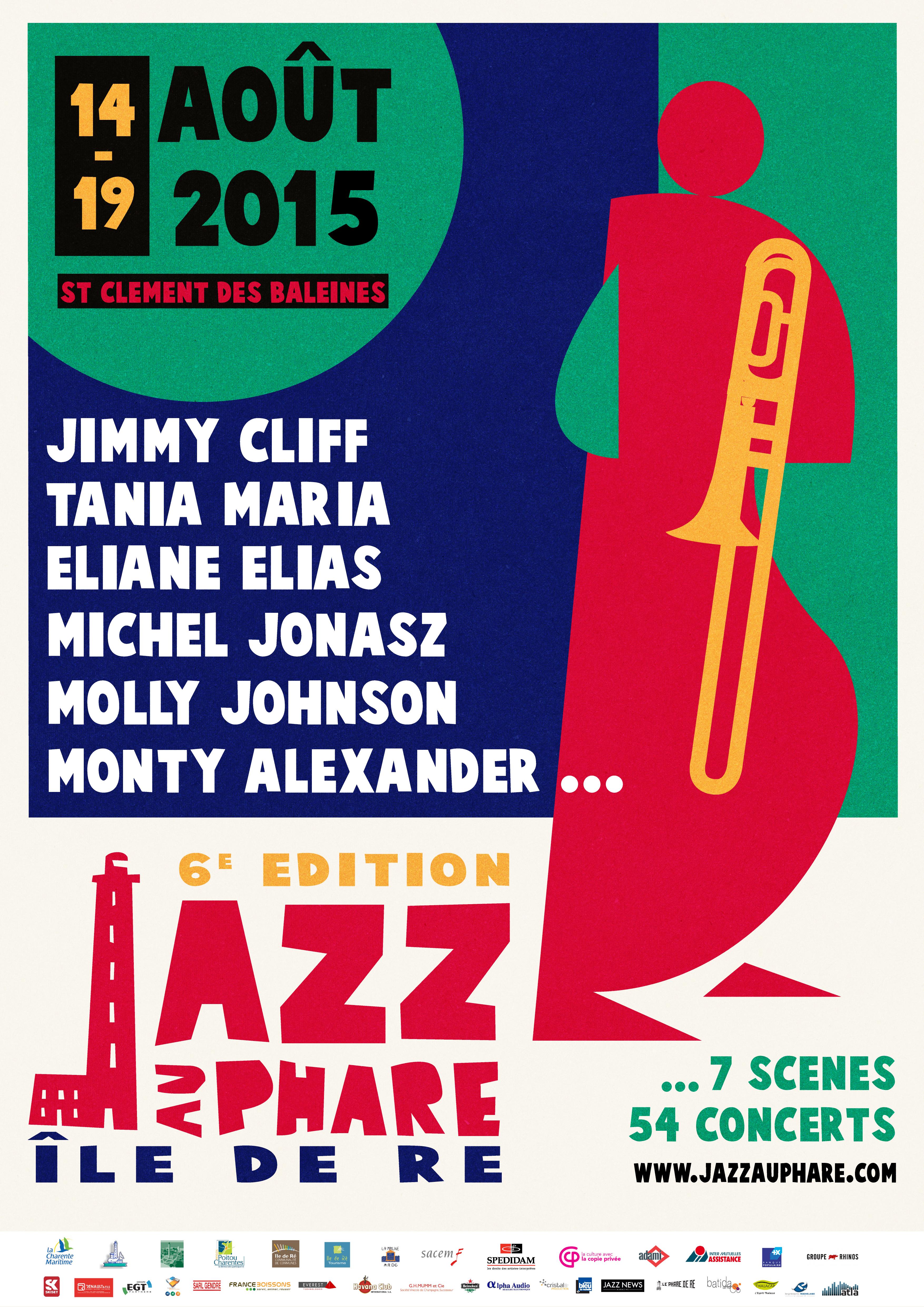 Jazz au Phare 2015